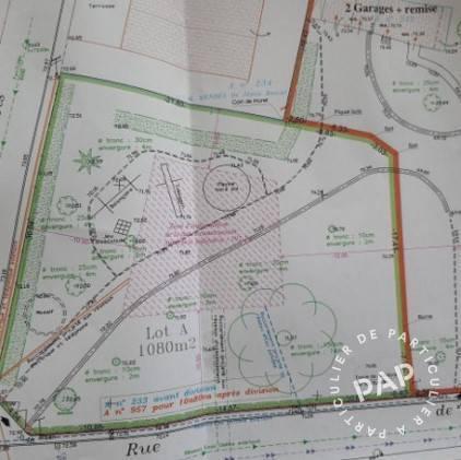 Vente Terrain Bois-Le-Roi (77590)  305.000€