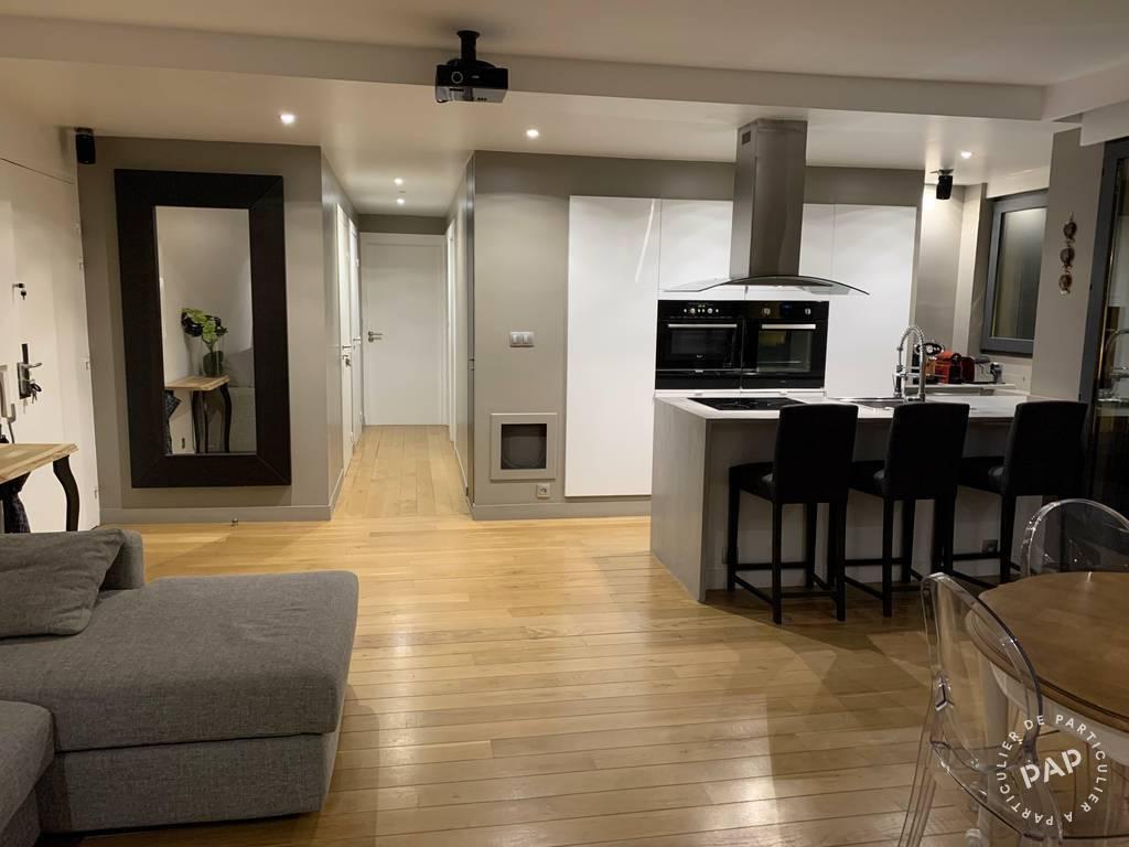 Vente Appartement Saint-Maurice (94410) 67m² 535.000€