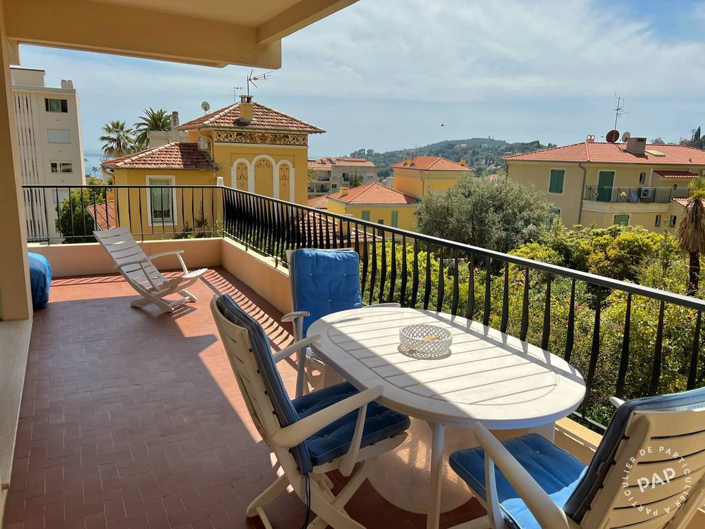 Vente appartement 3 pièces Beaulieu-sur-Mer (06310)