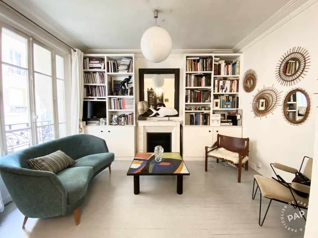 Vente Appartement Paris 5E (75005) 69m² 890.000€