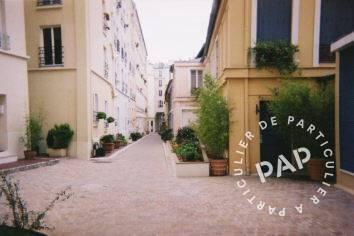 Vente appartement studio Paris 13e