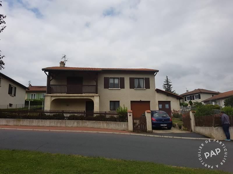 Vente Maison Le Monteil (43700) 124m² 188.000€