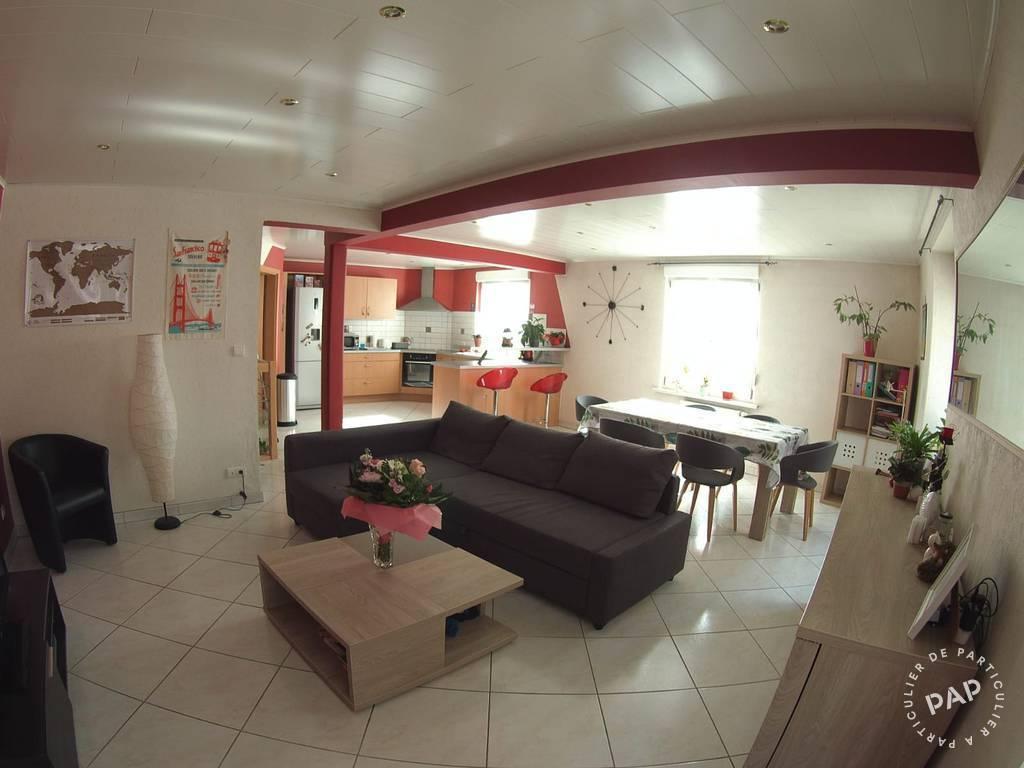Vente maison 5 pièces Phalsbourg (57370)