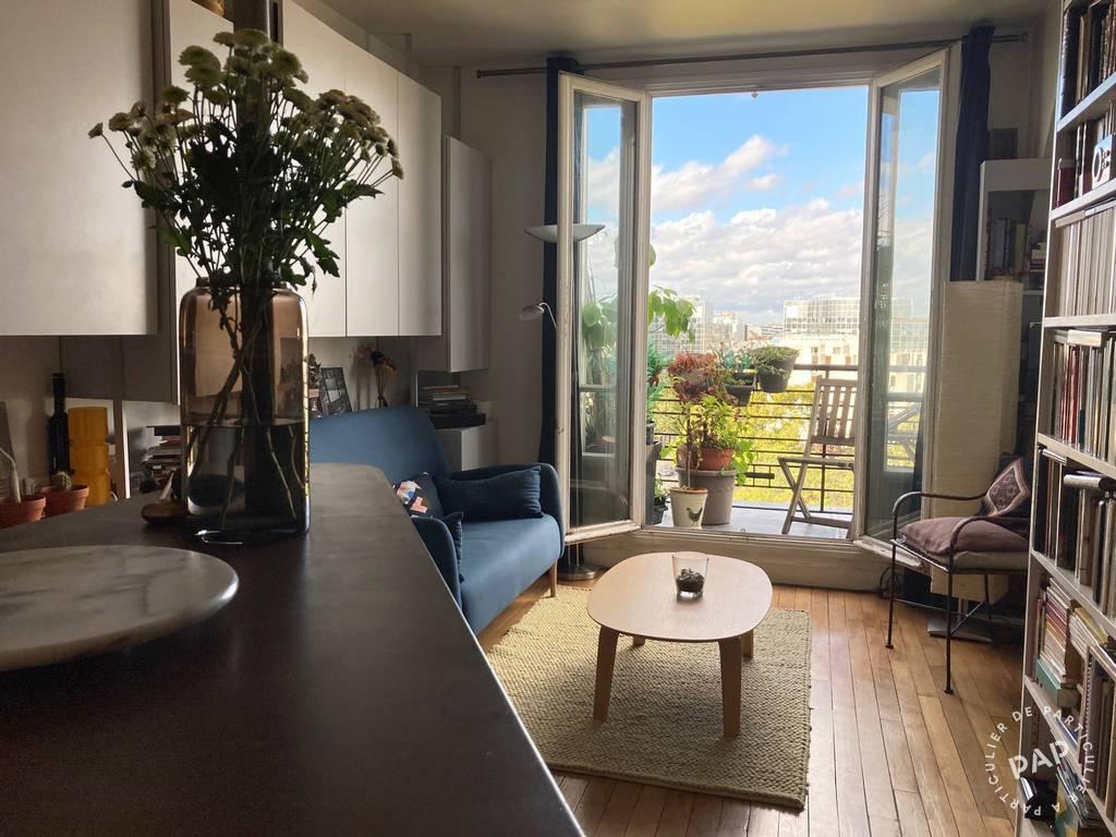 Vente Appartement Paris 17E (75017) 63m² 699.000€