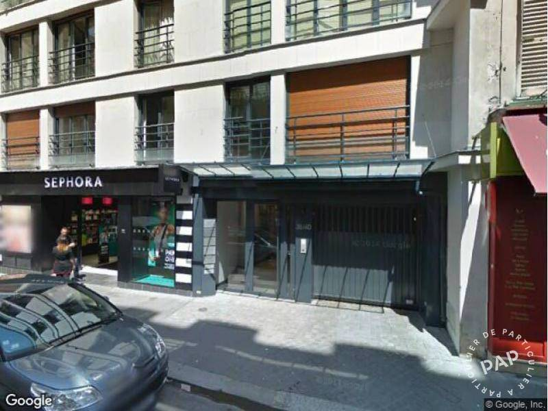 Location Garage, parking Paris 17E (75017)  170 €