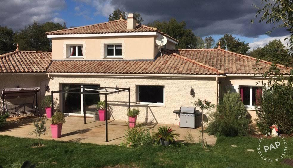 Vente Maison La Chaize-Le-Vicomte (85310)