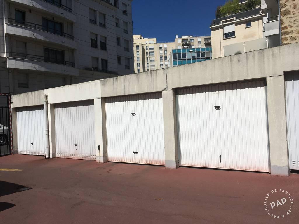 Location Garage, parking Bourg-La-Reine (92340)