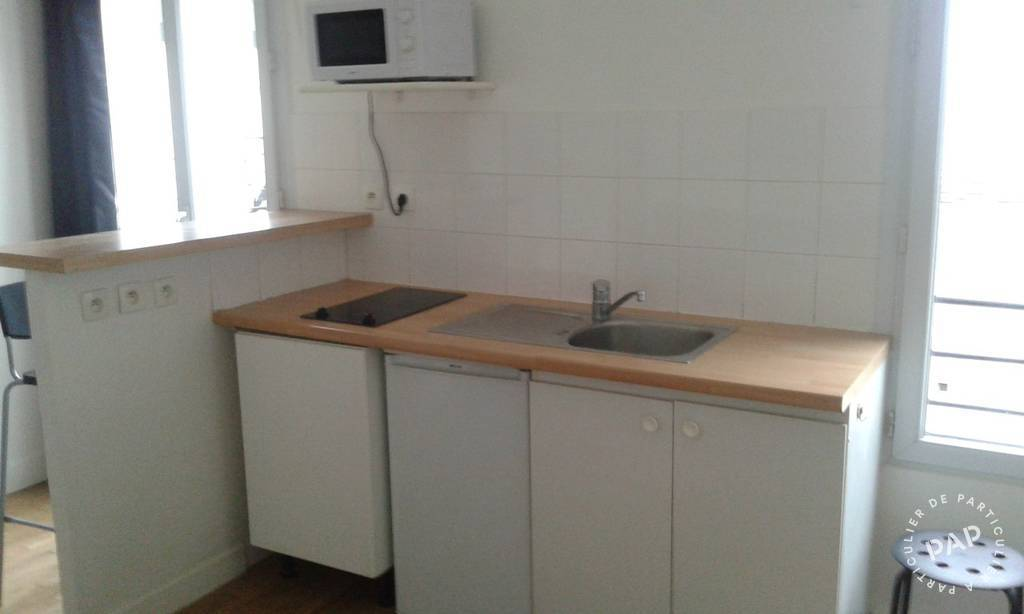 Location Appartement Paris 20E (75020)