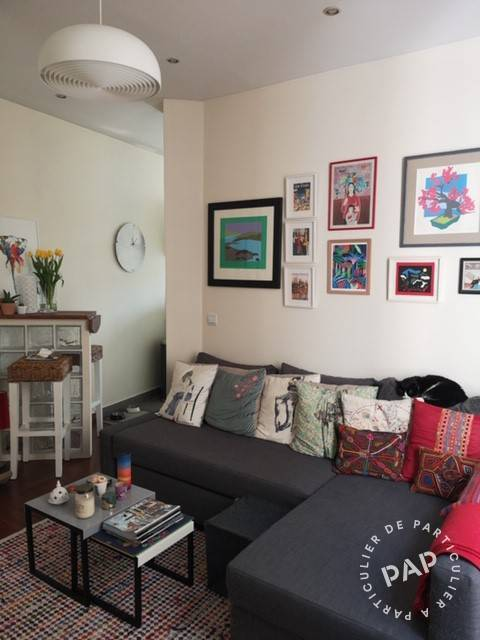 Location Appartement Paris 10E (75010)