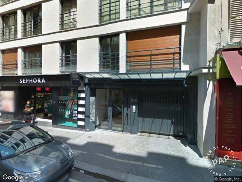 Location Garage, parking Paris 17E (75017)