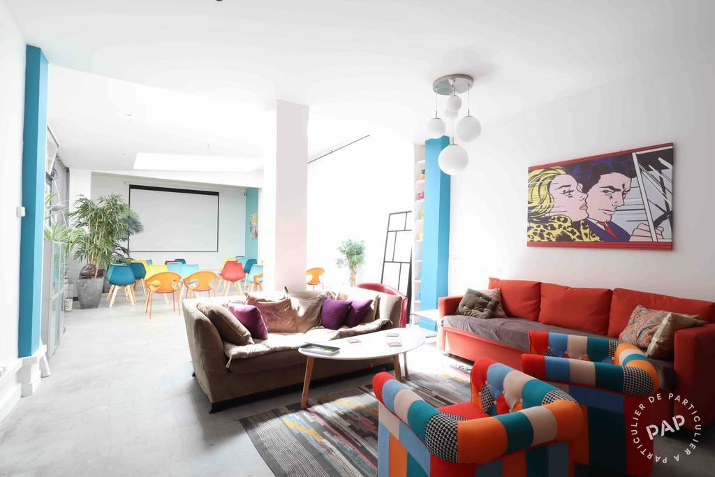 Vente et location immobilier 890€ Paris 10E (75010)