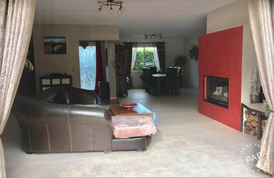 Vente immobilier 450.000€ La Chaize-Le-Vicomte (85310)