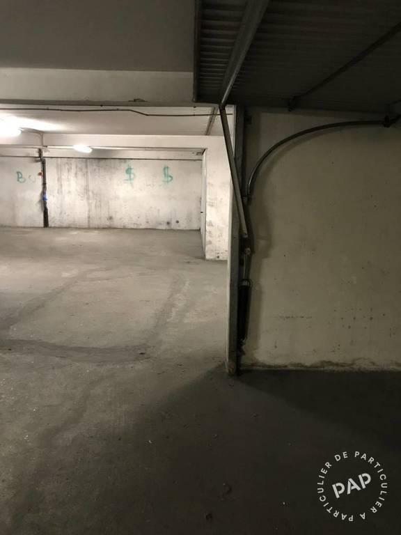 Garage, parking Paris 20E (75020) 30.000€
