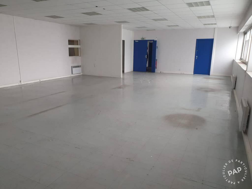 Bureaux et locaux professionnels 6.000€ 1.150m² Les Mureaux (78130)