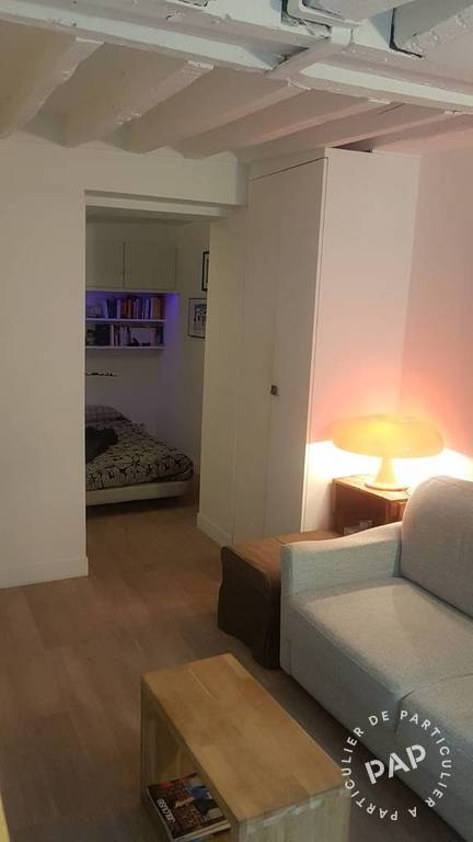 Appartement 1.450 € 25 m² Paris 3E (75003)