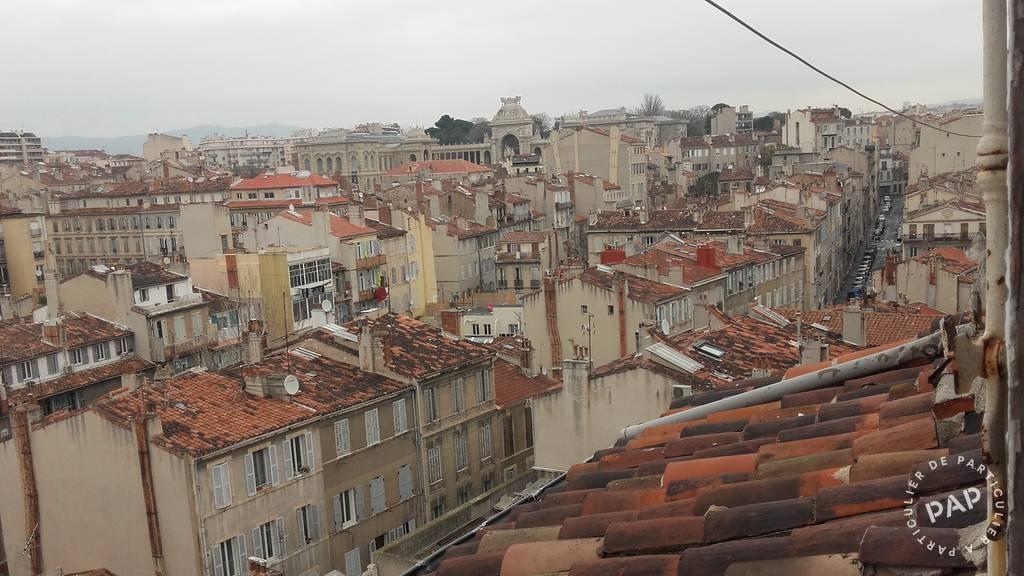 Appartement 500€ 25m² Marseille 1Er (13001)