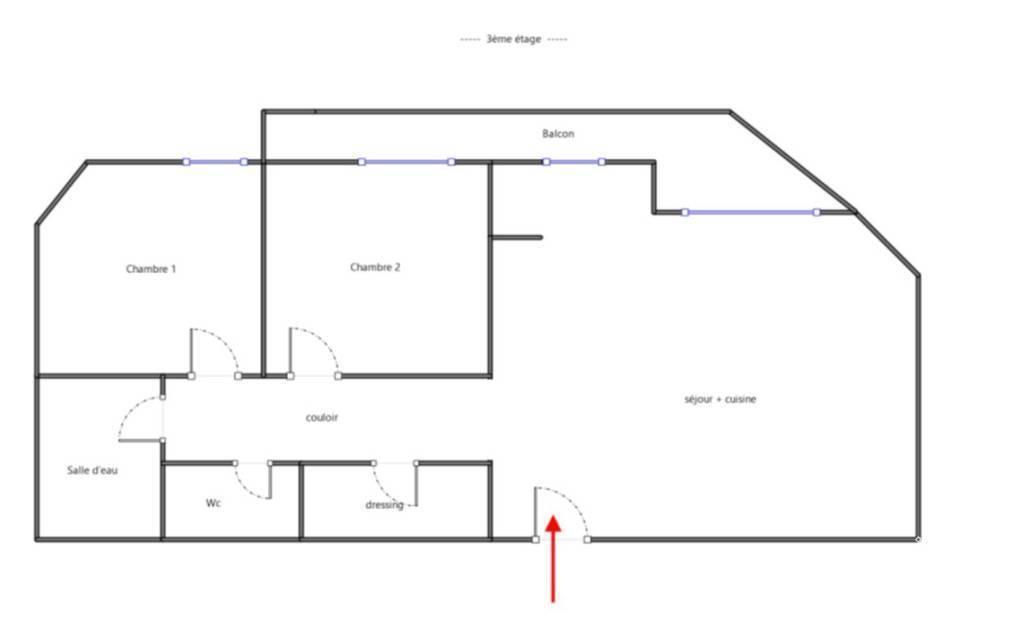 Immobilier Saint-Maurice (94410) 535.000€ 67m²
