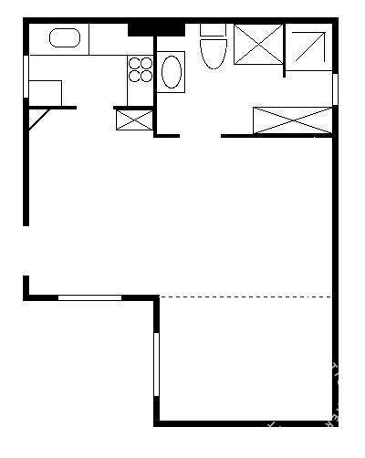 Appartement 31m²
