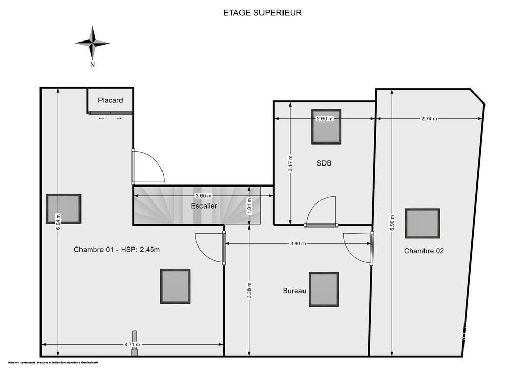 Vente immobilier 244.000€ Combs-La-Ville (77380)