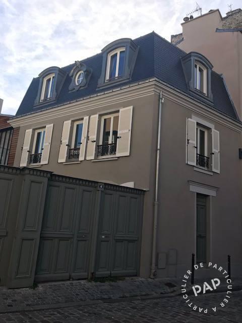 Vente Maison Paris 18E (75018) 131m² 1.850.000€