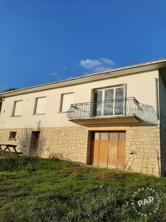 Vente maison 5 pièces Monségur (47150)