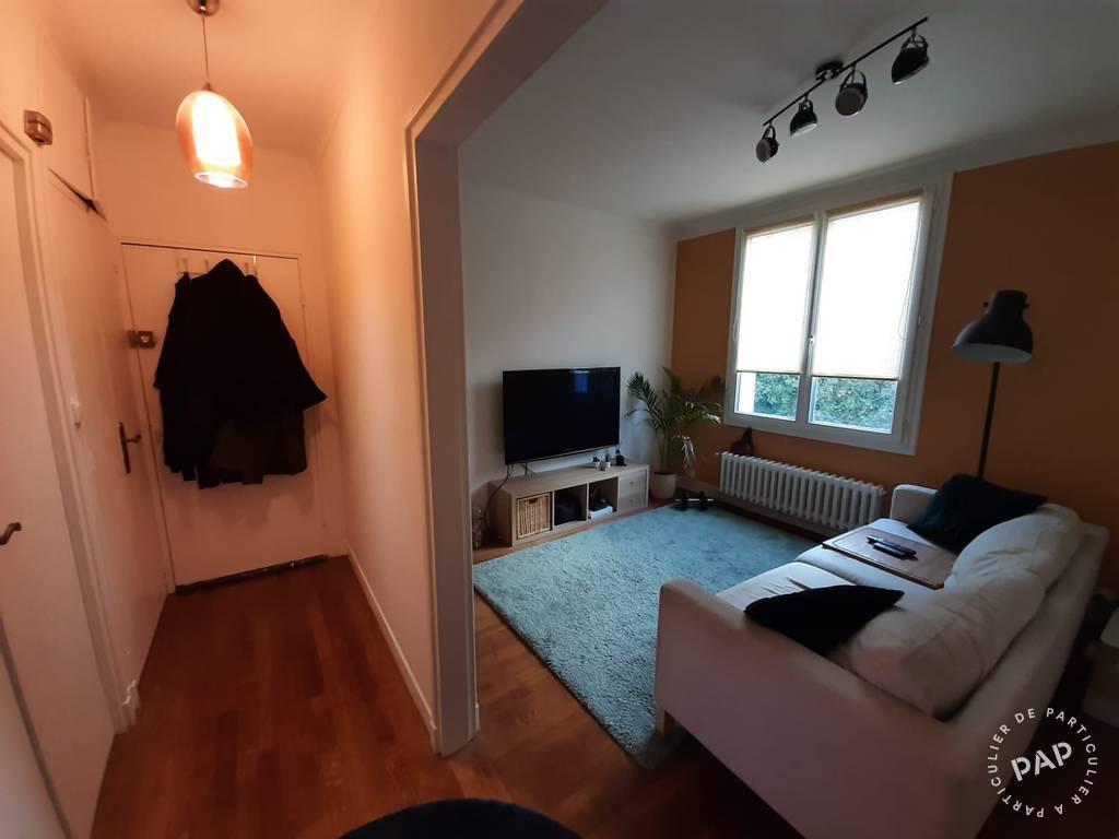 Location Appartement Gentilly (94250) 40m² 1.070€
