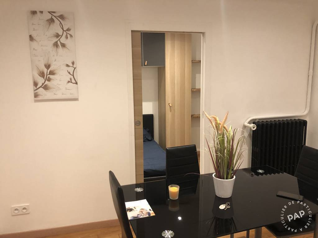 Location Appartement Paris 18E (75018) 30m² 1.098€