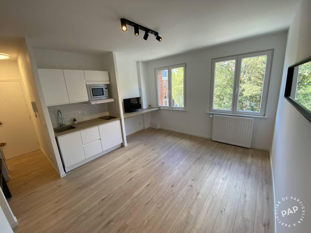 Vente Appartement Lille (59800) 26m² 158.000€
