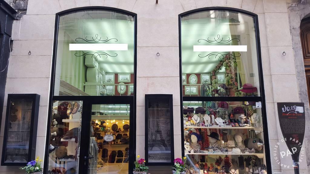 Vente et location Fonds de commerce Paris 4E (75004)  245.000€