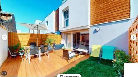 Vente maison 83m² Romainville (93230) - 498.000€