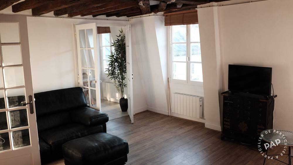 Location Appartement Paris 4E (75004) 53 m² 2.030 €