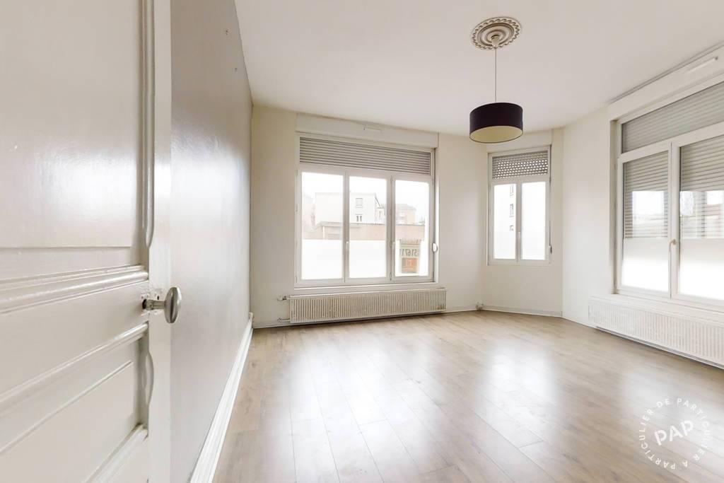Vente appartement 6 pièces Dunkerque (59)