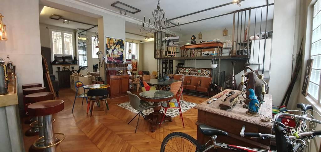 Location Local commercial Paris 17E (75017) 125m² 5.400€
