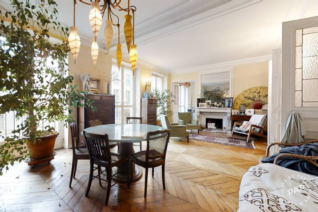 Vente Appartement Paris 3E (75003) 97 m² 1.200.000 €