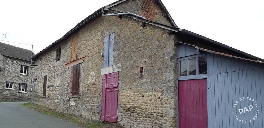 Vente maison 5 pièces Saint-Pierre-des-Nids (53370)
