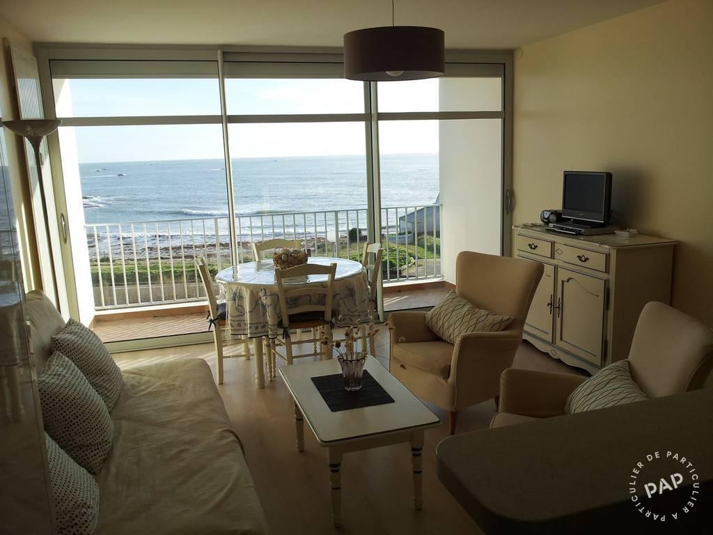 Vente appartement 3 pièces Quiberon (56170)