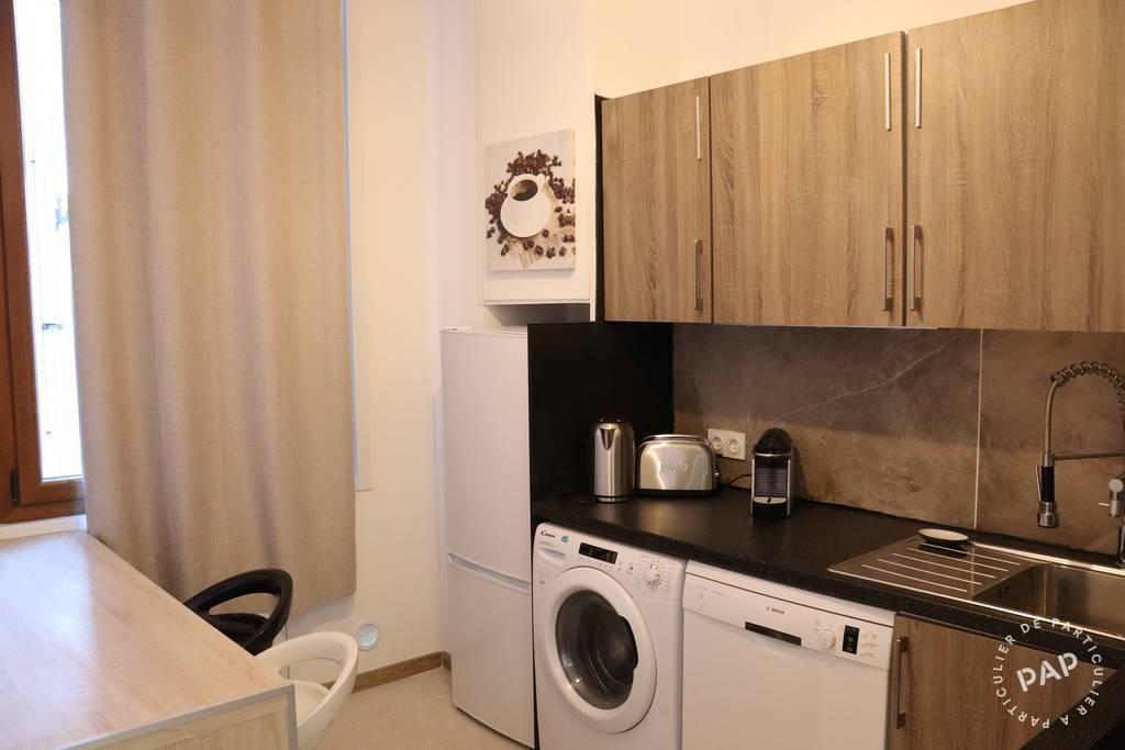 Location Appartement Grasse (06130) 38m² 550€