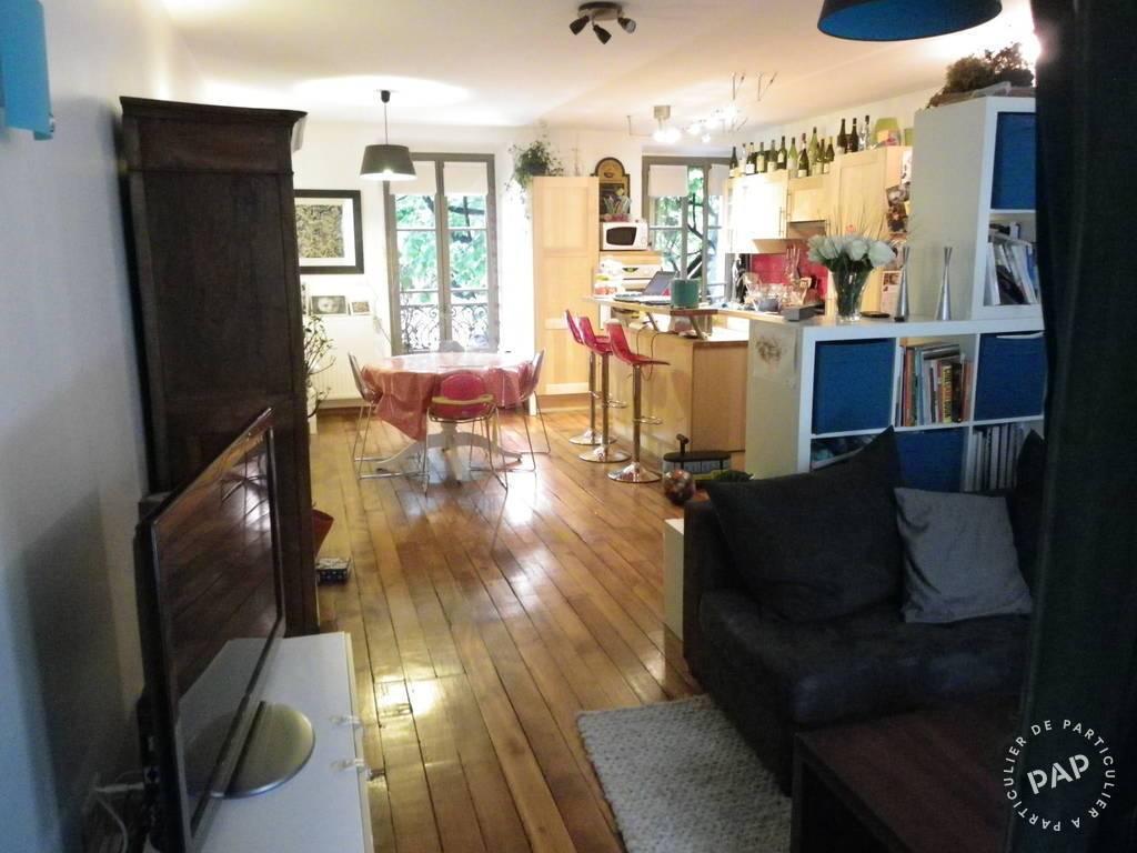 Vente Appartement Ivry-Sur-Seine (94200) 72m² 387.000€