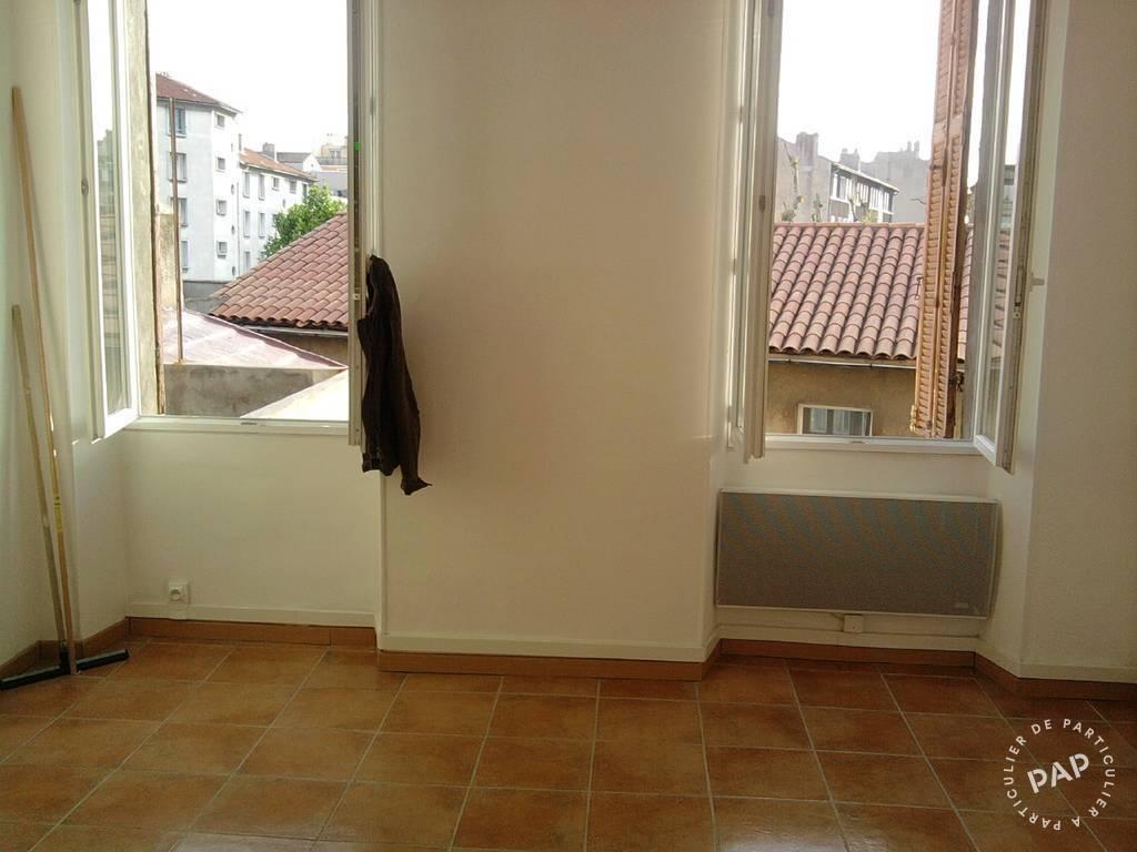 Vente appartement 2 pièces Marseille 3e