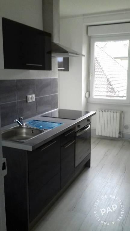 Vente Appartement Belfort (90000) 64m² 85.000€