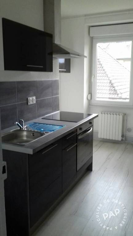Vente appartement 3 pièces Belfort (90000)