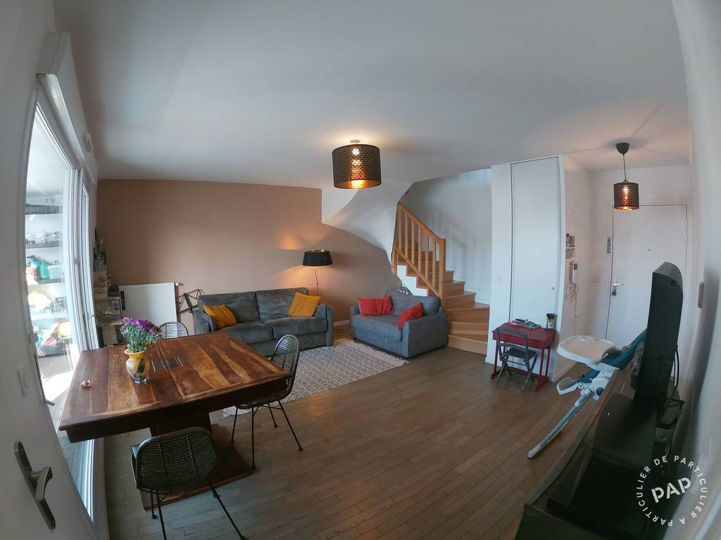 Vente Appartement Saint-Ouen (93400) 71m² 540.000€