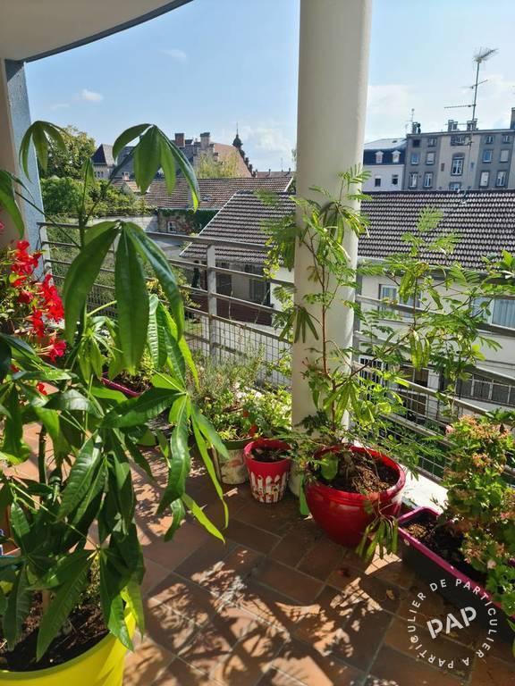 Vente appartement 3 pièces Saint-Louis (68300)