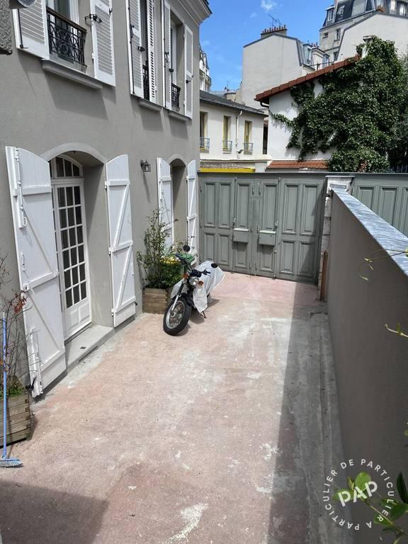 Vente Maison Paris 18E (75018)