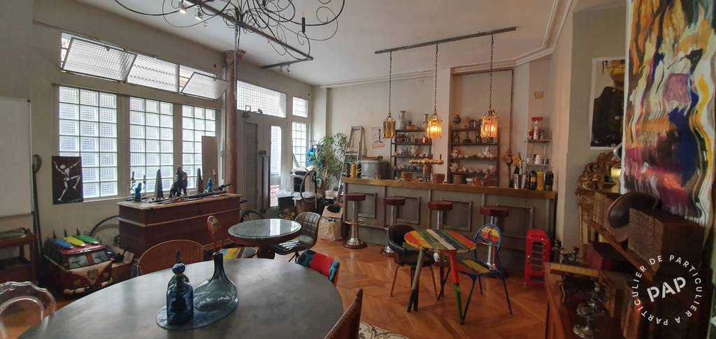 Vente et location Local commercial Paris 17E (75017)