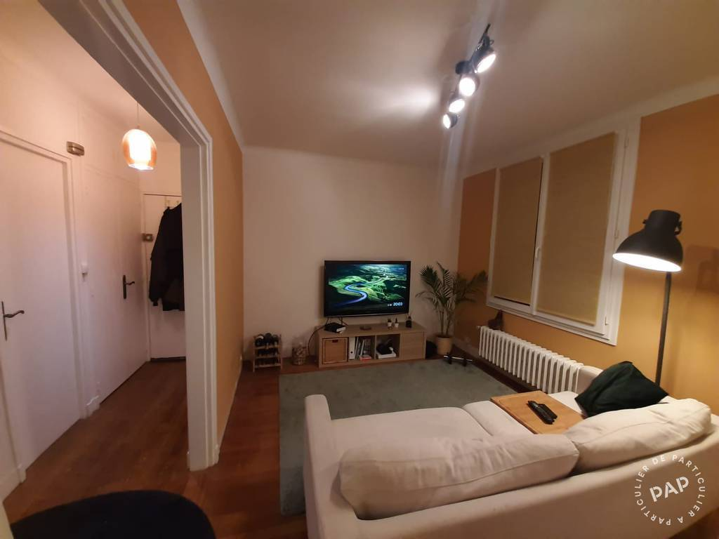 Location immobilier 1.070€ Gentilly (94250)