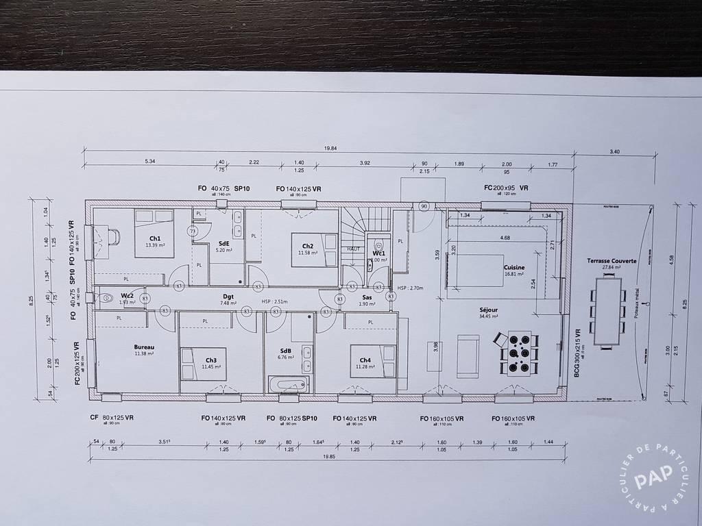Vente immobilier 449.000€ Muret (31600)
