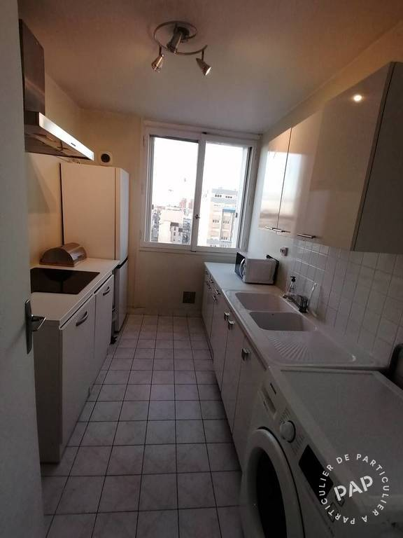 Location immobilier 1.200€ Clichy