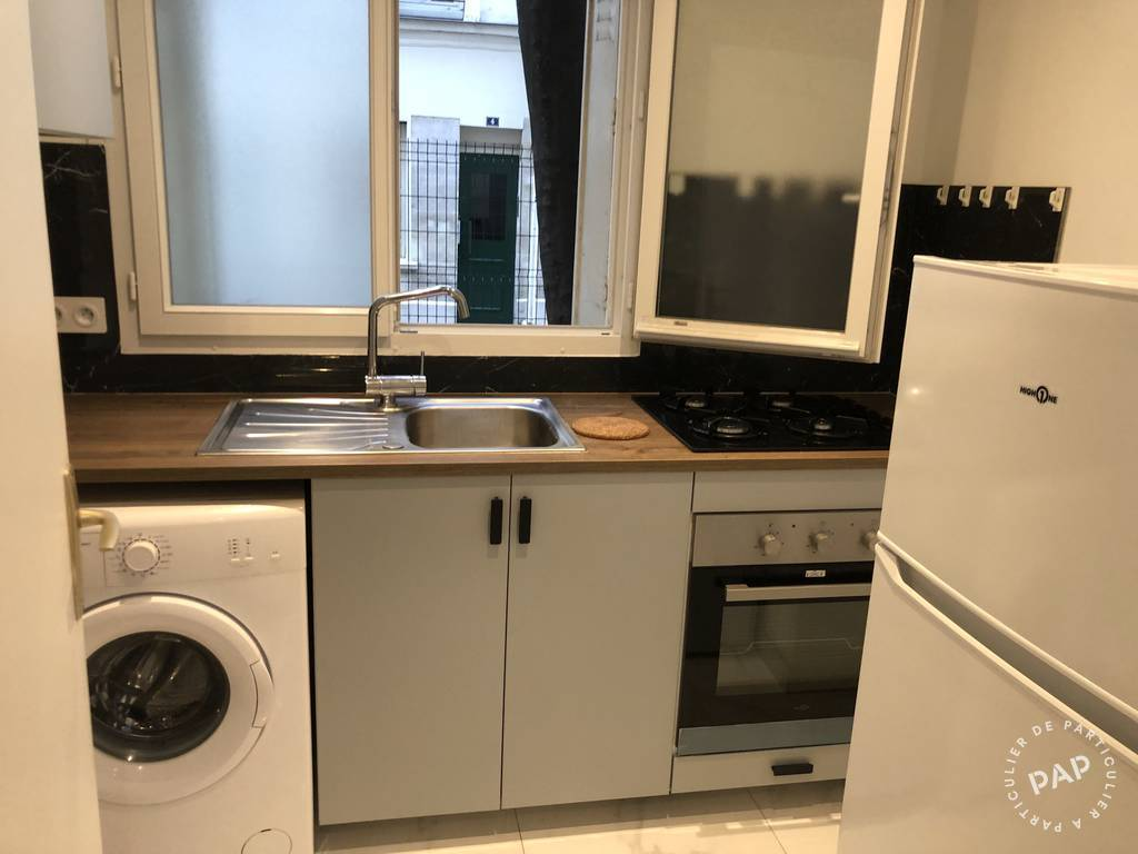 Appartement Paris 18E (75018) 1.198 €