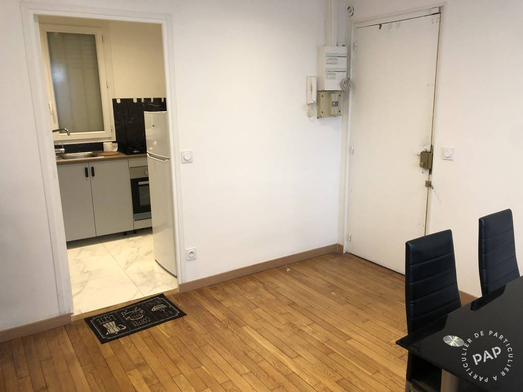 Appartement 1.198 € 30 m² Paris 18E (75018)